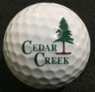 Cedar Creek GC, Broken Arrow, OK