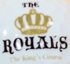 (The) Royals - The King's Course