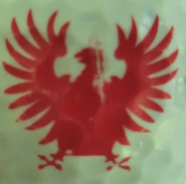 Red Eagle or Falcon (Crest)