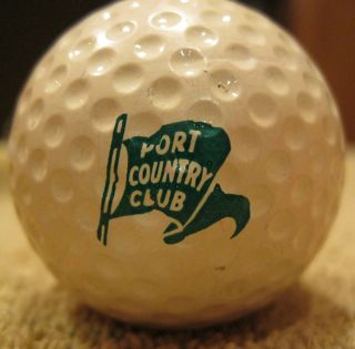 Port Country Club + Pennant