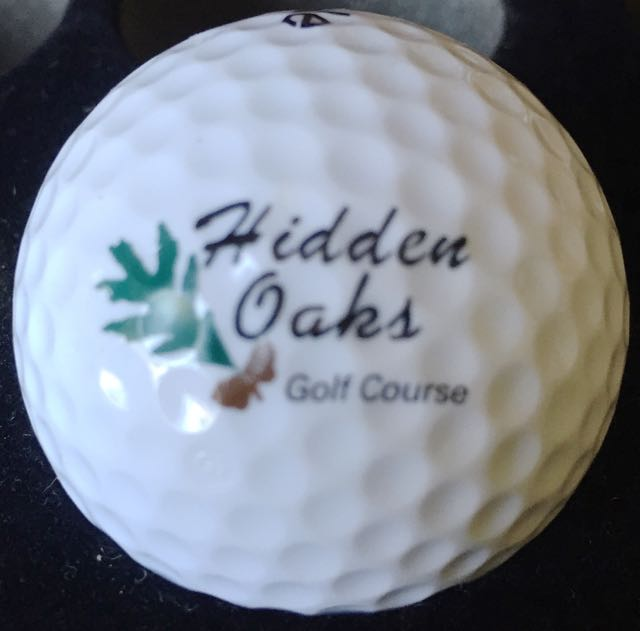 Hidden Oaks GC, St. Louis, MI